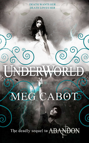 5 stars to Underworld (Abandon Trilogy #2) by Meg Cabot