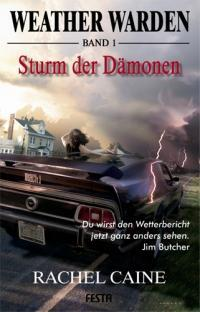 Sturm der Dämonen (Weather Warden, #1)