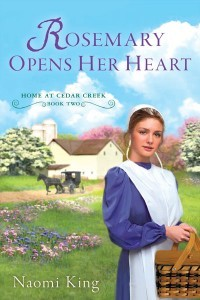 Rosemary Opens Her Heart (Home at Cedar Creek, #2)