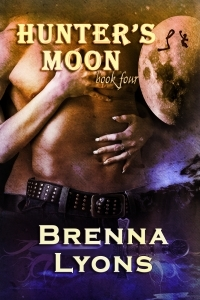 Hunter's Moon by Brenna Lyons