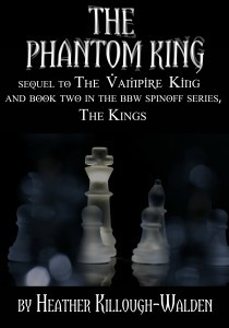 The Phantom King by Heather Killough-Walden