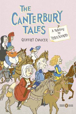 The Canterbury Tales by Peter Ackroyd