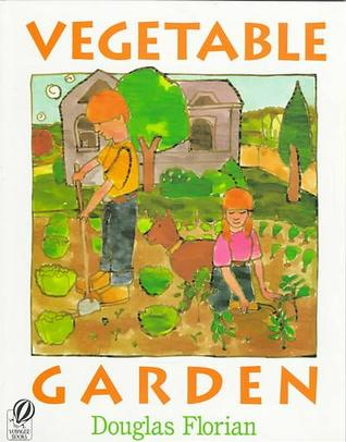 Vegetable Garden (Harcourt Brace big books)