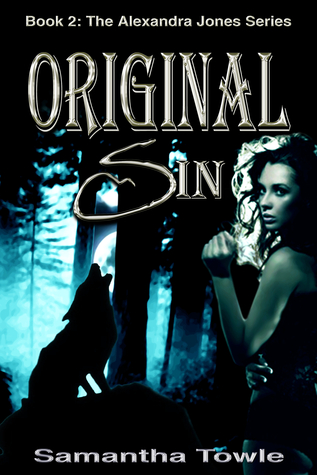 Original Sin (Alexandra Jones, #2)