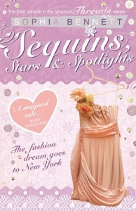 Sequins, Stars and Spotlights (Threads, #3)