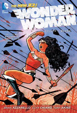 Wonder Woman, Vol. 1 by Brian Azzarello