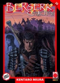 Berserk Collection n. 23 by Kentaro Miura