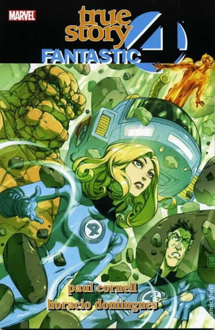 Fantastic Four by Paul Cornell