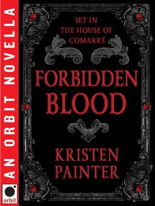 Forbidden Blood by Kristen Painter