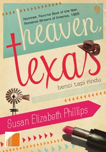 Heaven, Texas - Benci Tapi Rindu (Chicago Stars, #2)