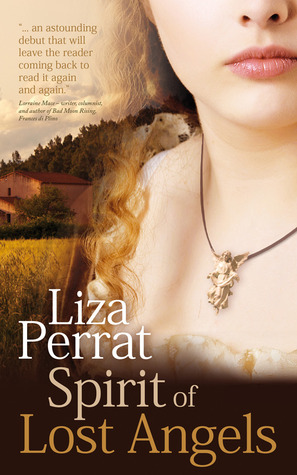 Book cover: Spirit of Lost Angels by Liza Perrat