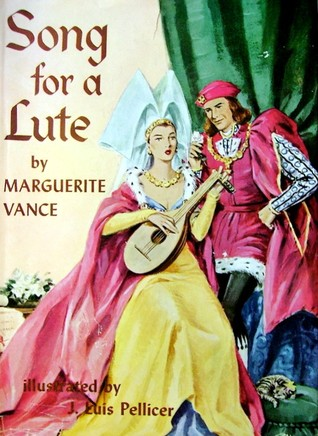 Song for a Lute by Marguerite Vance