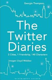 The Twitter Diaries by Georgie Thompson
