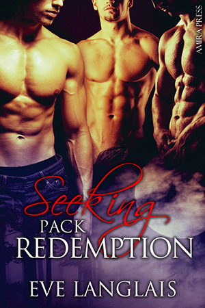 Seeking Pack Redemption (Pack, #3)