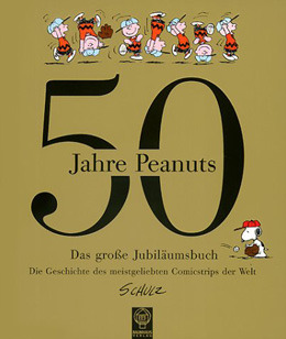 50 Jahre Peanuts by Charles M. Schulz