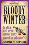 Bloody Winter (A Pyke Mystery, #5)