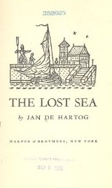 The Lost Sea by Jan de Hartog