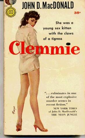 Clemmie by John D. MacDonald