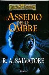 Lassedio delle ombre Legacy of the Drow 3