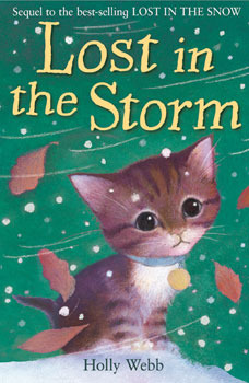 Lost in the Storm by Holly Webb