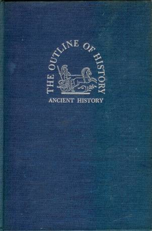 The Outline of History, 2 Vols by H.G. Wells