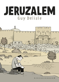 Jeruzalem by Guy Delisle