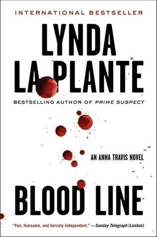 Blood Line (Anna Travis Mystery, #7)
