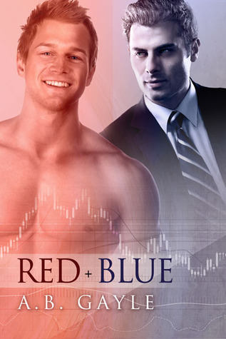 Red+Blue (Opposites Attract, #1)