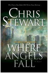 Where Angels Fall (The Great and Terrible, Vol. 2)