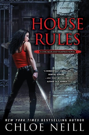 House Rules by Chloe Neill is full of So. Much. Tension.