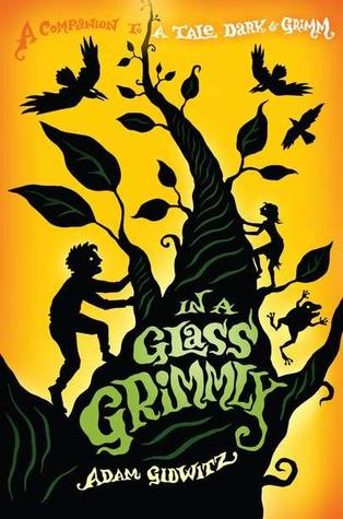 Book View: In a Glass Grimmly