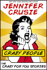 Crazy People by Jennifer Crusie