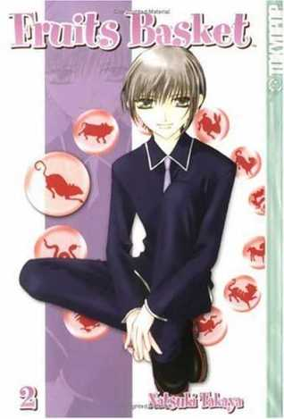 Fruits Basket, Vol. 2 (Fruits Basket, #2)