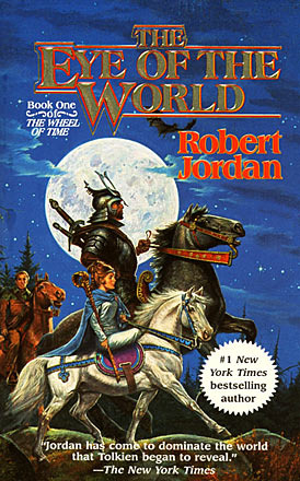 The Eye of the World Wheel of Time 1 by Robert Jordan Reviews Discussi