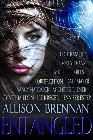 Entangled, a Paranormal Anthology by Edie Ramer