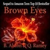 Brown Eyes by B. Alston