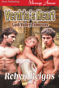 Free download Verdria's Heart (Lush Valley, Tennessee #1) PDF by Robyn Reigns