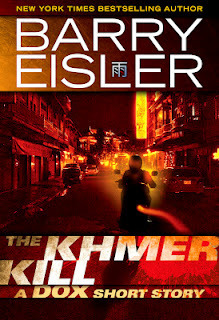 The Khmer Kill by Barry Eisler
