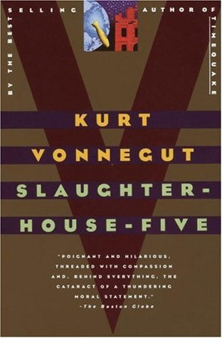an assessment of the novel slaughterhouse five by kurt vonnegut Slaughterhouse-five is about the complex journey of billy pilgrim the novel follows pilgrim through many chapters of his life after he becomes trapped in time one voyage focuses on his pow experience during world war ii in germany.