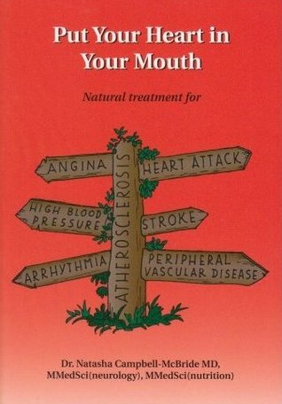 Put Your Heart in Your Mouth book cover
