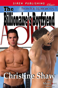 The Billionaire's Boyfriend by Christine Shaw