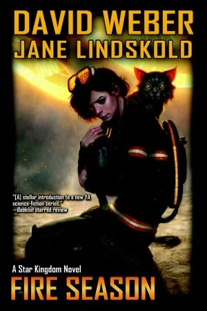 Fire Season (Honorverse: Stephanie Harrington, #2)