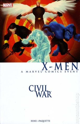 Civil War by David Hine