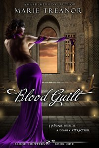Blood Guilt by Marie Treanor
