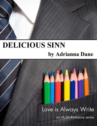 Delicious Sinn by Adrianna Dane