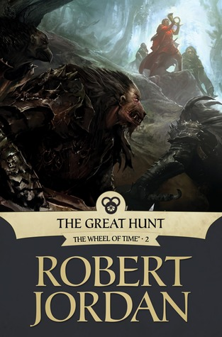 Goodreads | The Great Hunt (Wheel of Time, #2)