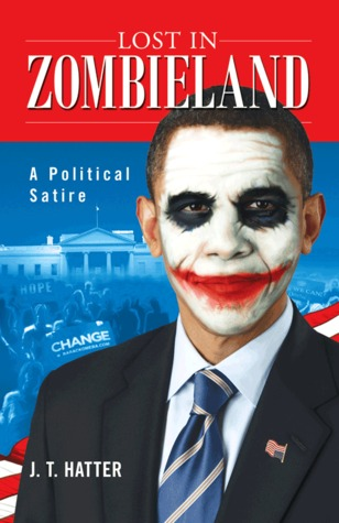 Lost in Zombieland by J.T. Hatter