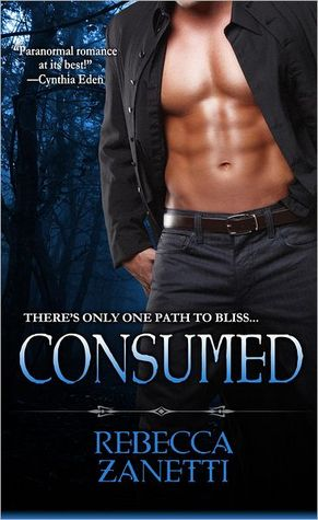 Consumed (Dark Protectors, #4)