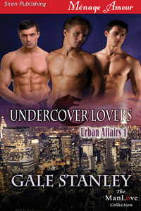 Undercover Lovers by Gale Stanley