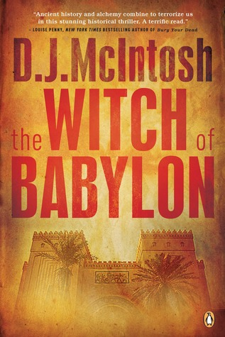 Witch Of Babylon,The by D.J. McIntosh